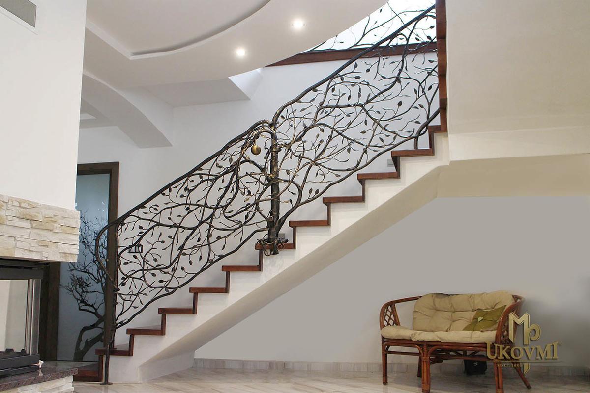Interior Railings Artistic Blacksmith Ukovmi