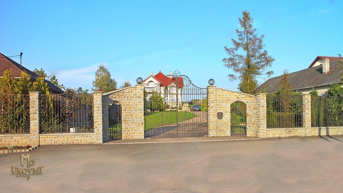 Gates And Fences Artistic Blacksmith Ukovmi